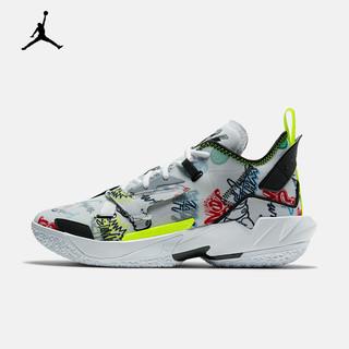 NIKE 耐克 AJ 男子 AIR JORDAN WHY NOT ZERO.4 PF 篮球鞋 DD4886 DD4886-007 43