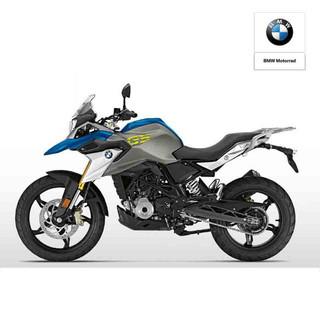BMW 宝马 宝马(BMW)摩托车 G310GS 亚光金属蓝
