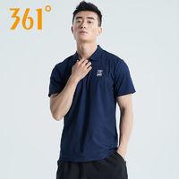 361° 男士运动POLO衫