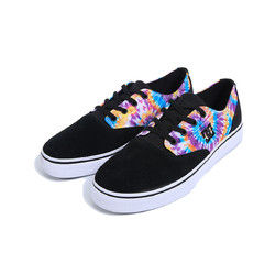 DC SHOES ADYS300471-KM 男士低帮休闲帆布鞋