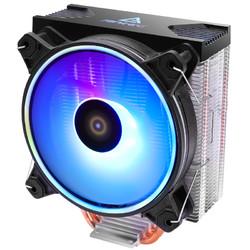 Antec 安钛克 安钛克 苍岚FrigusAir400 幻彩温控CPU散热器电脑主机箱显卡风冷