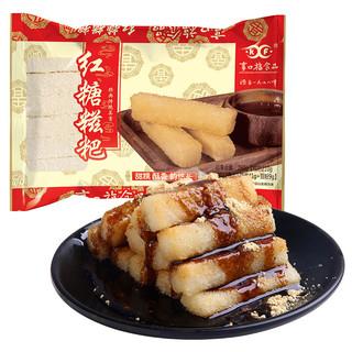 品贯 享口福 红糖糍粑260g 健康轻食四川特产手工糯米糕成都传统糕点油炸零食点心