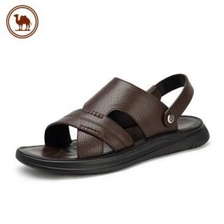CAMEL 骆驼 W122211692 男士防滑软底凉拖鞋