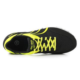 Do-win 多威 中性跑鞋 MR3508A 黑/黄 44