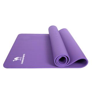 CAMEL 骆驼 骆驼瑜伽垫女初学者加厚加宽加长地垫健身垫瑜珈垫子家用防滑运动