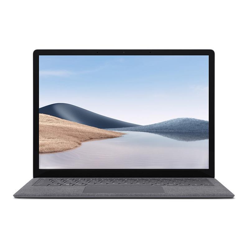 Microsoft 微软 Surface Laptop 4 AMD锐龙R5 8G+256G 13.5英寸2.2K触屏 亮铂金 轻薄本(扩展坞+蓝牙鼠标+移动电源套装)