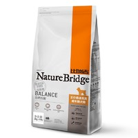19日0点:Nature Bridge 比瑞吉 全价成犬粮 2.2kg