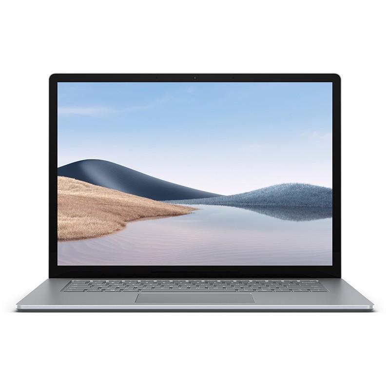 Microsoft 微软 Surface Laptop 4  Ultra版 15英寸 轻薄本 典雅黑(酷睿i7-1185G7、32GB、1TB SSD、2.5K、PixelSense触摸显示屏)