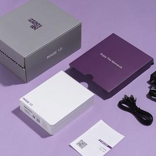HIKVISION 海康威视 HS-AFS-MAGE10 单盘位NAS(2GB、8TB*1硬盘)