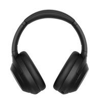 SONY 索尼 WH-1000XM4 头戴式无线蓝牙耳机