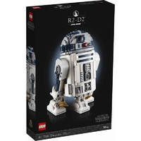 LEGO 乐高 星球大战系列 75308 R2-D2机器人