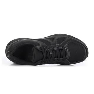 Do-win 多威 中性跑鞋 PA5602B-M 黑色 40 网布款