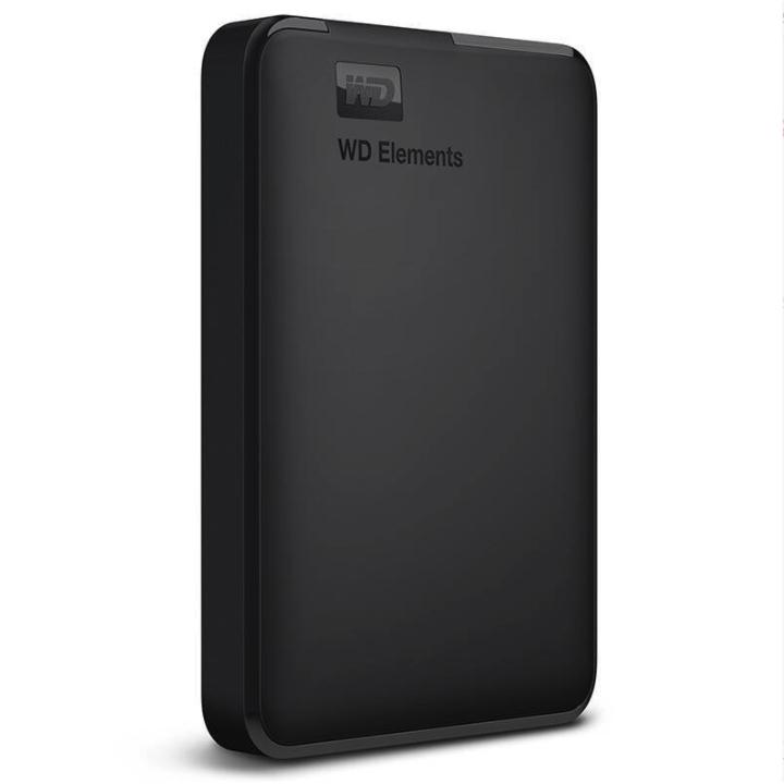 Western Digital 西部数据 Elements USB3.0移动硬盘 3TB