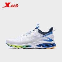15日0点:XTEP 特步 980219110618 男子跑鞋