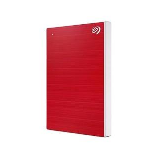 SEAGATE 希捷 铭系列 2.5英寸Micro-B便捷移动硬盘 5TB USB 3.0 红色