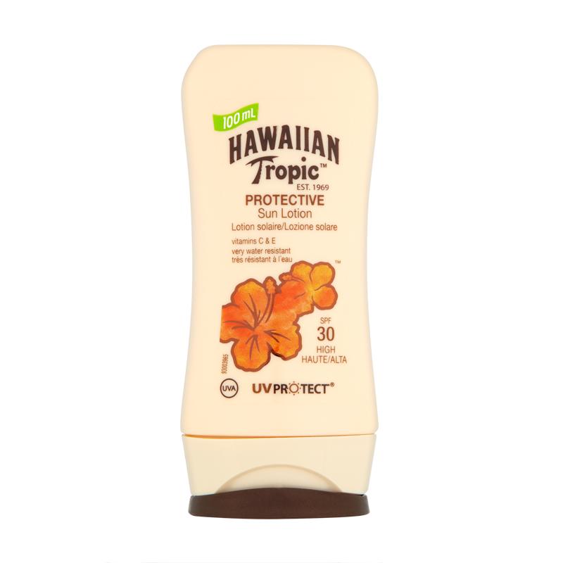 Hawaiian Tropic 夏威夷热带  夏威夷 防水防晒乳液 SPF30 100ml