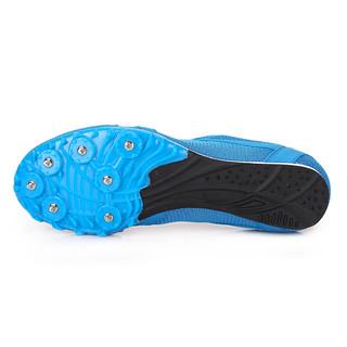 Do-win 多威 中性跑钉鞋 PD2508A 蓝色 39