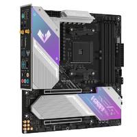 MAXSUN 铭瑄 MS-iCraft B550M 电竞之心 M-ATX主板(AMD/B550/AM4)