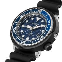 SEIKO 精工 精工SEIKO男表 PROSPEX系列太阳能小罐头运动手表