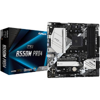 ASRock 华擎  B550M Pro4 主板(AMD B550/Socket AM4)