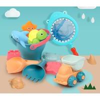 beiens 贝恩施 软胶沙滩玩具 5件套