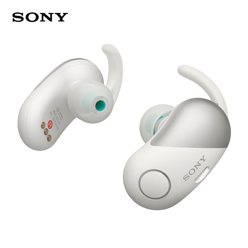 SONY 索尼 WF-SP700N 真无线蓝牙降噪耳机