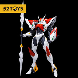 橘猫工业 《宇宙骑士》D-BOY 铁加曼利刃 正版授权拼装模型