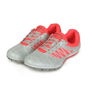 Do-win 多威 PD2506 中性跑钉鞋 PD2506C 灰/红 42