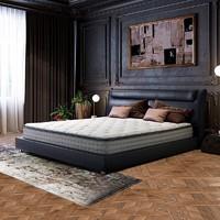 16日0点:KING KOIL 金可儿 悦梦之床·青黛 软床实木床 180*200cm