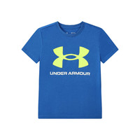 UNDER ARMOUR 安德玛  大童短袖T恤