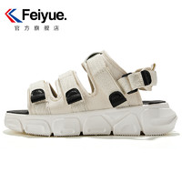 15日0点:Feiyue. 飞跃 FSL-369N 女款魔术贴沙滩鞋