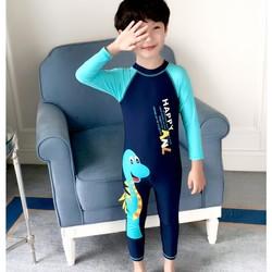 佑游 儿童连体泳衣 送泳帽