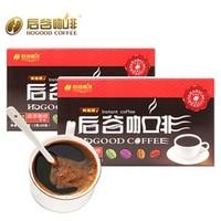 速溶纯黑咖啡 2g*20袋*2盒
