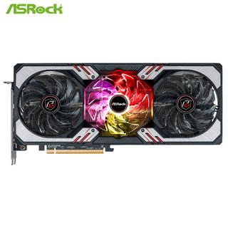 ASRock 华擎 AMD RADEON RX 6700XT PGD 幻影电竞 OC 显卡 7nm AMD RDNA 2架构 12GB GDDR6电竞游戏显卡
