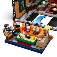 LEGO 乐高 LEGO乐高21319 IDEAS美剧老友记中央公园咖啡馆 拼装积木男孩女孩