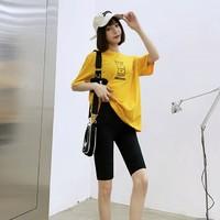 莫代尔  WPM-WP124-1 女士紧身打底短裤女