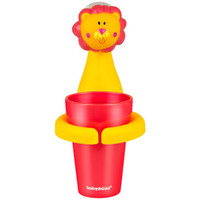 babyhood 世纪宝贝 世纪宝贝 BH-703 宝宝多功能可爱水杯架 卡通狮子