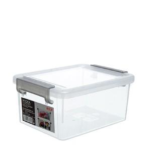 Citylong 禧天龙 禧天龙收纳箱塑料整理箱饰品储物箱衣服收纳盒玩具储物盒箱子大号