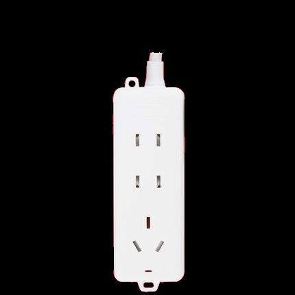 OPPLE 欧普照明 3位插排 1m线