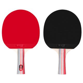 华士牌 乒乓球拍*2+乒乓球*3