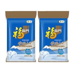 福临门 大米秋田小町5kg*2寿司专用米东北大米小町冷饭不回生20斤