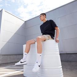 NIKE 耐克 Nike耐克官方NIKE COURT ROYALE AC男子运动鞋新款小白鞋BQ4222