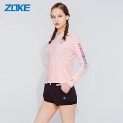 ZOKE 洲克 zoke洲克2021年新款女士泳裤沙滩裤组合运动健身游泳装跑步时尚搭