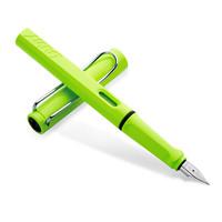 LAMY 凌美 LAMY凌美 德国进口 EF尖钢笔 safari狩猎者 0.5mm 1支