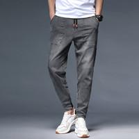 Lee Cooper LCGB1002 系绳牛仔裤