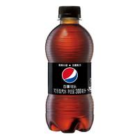 PEPSI 百事 百事 可乐无糖可乐 300ml*12瓶整箱