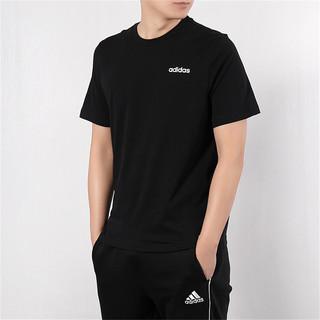 adidas 阿迪达斯 男子时尚潮流舒适休闲运动圆领透气短袖T恤