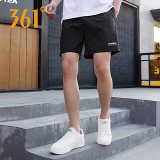 361度男装运动裤短裤男夏季新款透气休闲裤运动短裤