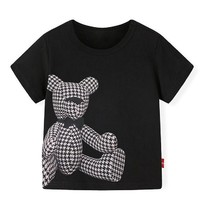 La Chapelle 拉夏贝尔  儿童纯棉短袖T恤