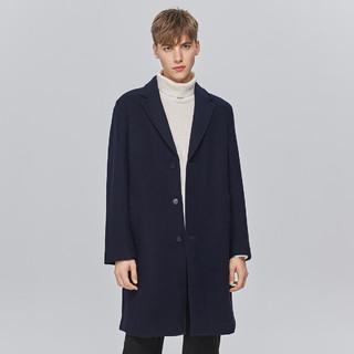 Trendiano 3GC334765P650 男士羊毛呢大衣